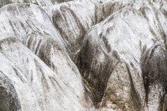 Karst Plateau Eroded Limestone Stock Images