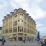 Karstadt Royalty-vrije Stock Foto