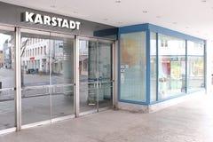 Karstadt Stock Photo