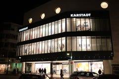Karstadt Royalty Free Stock Images