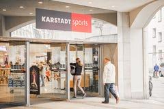 Karstadt sports Stock Images