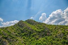 Karstlandskap Royaltyfria Bilder