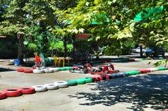 kart συναγωνιμένος στοκ φωτογραφίες με δικαίωμα ελεύθερης χρήσης