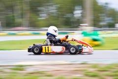 kart ταχύς Στοκ Φωτογραφίες