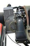 Kart engine Royalty Free Stock Photography