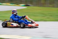Kart number 69 Stock Photo