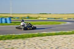 Kart racer Royalty Free Stock Photos