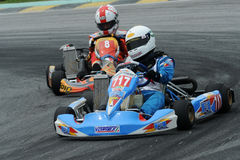 Kart Racing royalty free stock photography