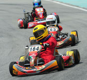 Kart Racing royalty free stock images