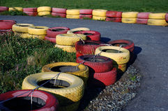 Kart Track Stock Photography