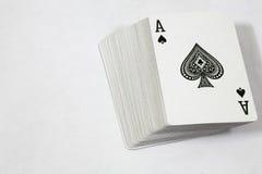 Karta do gry fotografia royalty free