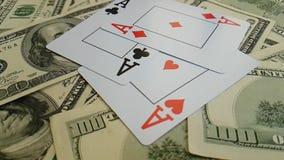 karta do gry dolarów zwolnionego tempa gotówki najwyższa wygrana zdjęcie wideo