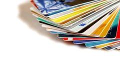 karta kredytu Zdjęcie Royalty Free