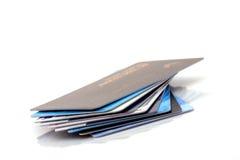 karta kredytu Obraz Stock