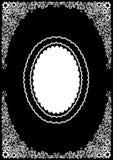 Karta z kwiecistym składem Obraz Stock