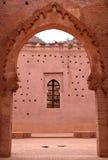 Kartbok Marrakesh Marocko för Tinmal moskékick Royaltyfria Foton