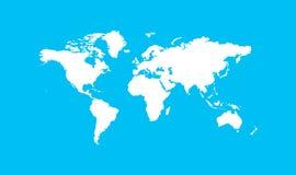 Karte Lizenzfreies Stockbild