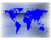 Karte Lizenzfreie Stockfotos