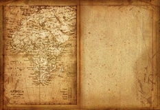 Karte 33 von Afrika