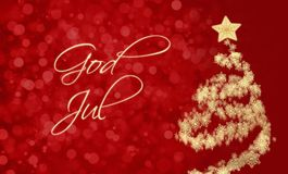 Frohe Weihnachten Norwegisch.Norwegisch Stock Illustrationen Vektors Klipart 12 640 Stock