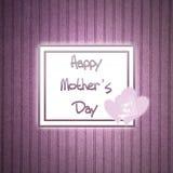 Karte des Mutter Tages Stockfoto