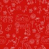 Karte für Valentine Day Lizenzfreie Stockfotografie