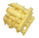 kartelu mały domowy kartoflany Zdjęcia Stock