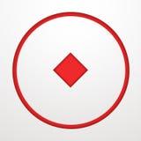 Kartenklage Vektorillustration Lizenzfreies Stockbild