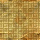 Kartenklagen. Nahtloses Muster. vektor abbildung
