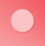 Kartenschablone für Design Stockfoto