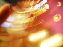 Kartenspielschlurfen Lizenzfreies Stockfoto
