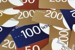 Kartenzahlung Stockbild
