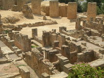 Karthago Stockfoto