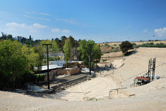 Karthago in Tunesien Lizenzfreies Stockfoto