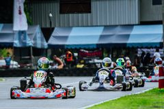 Karting 312 Immagine Stock