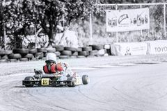 Karting 323 Fotografia Stock