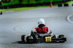 Karting 323 stockfotos