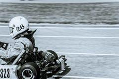 Karting Immagini Stock Libere da Diritti