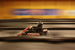 Karting Photo stock
