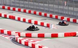 Karting Stockfotografie