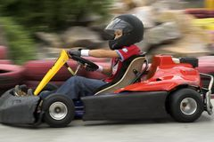 Karting Stock Image