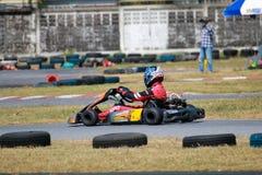 Karting Стоковая Фотография