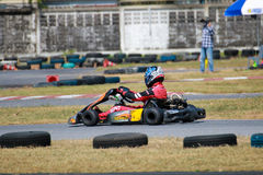 Karting Στοκ Φωτογραφία