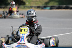 Karting Στοκ Φωτογραφίες