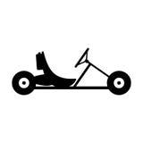 Karting 图库摄影