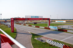 Karting Centar Stock Photography