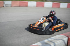 Karting Royalty Free Stock Photos