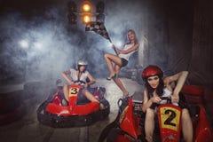 Karting Royalty Free Stock Photo