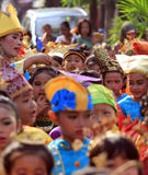 Kartini dag Royaltyfri Bild
