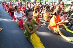 Kartini Day in Solo Stock Image